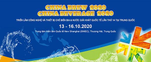CBB 2020 - Triển lãm Công nghệ và Thiết bị Chế biến đồ uống